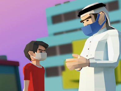 Dubai Police release new game to raise COVID-19 awareness