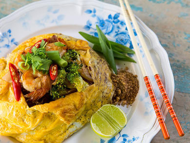 How to cook a stunning three-course Thai meal at home