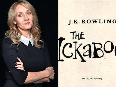 JK Rowling is publishing her new children's book The Ickabog online for free