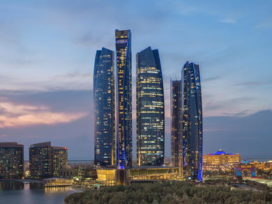 Abu Dhabi's Jumeirah at Etihad Towers launches staycation deal for residents