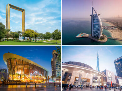 25 must-see attractions and sights in Dubai