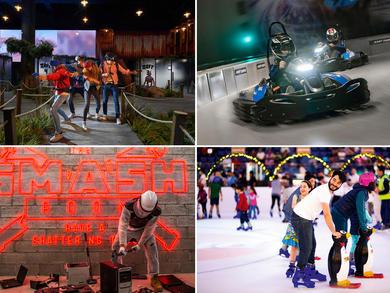 The best indoor activities to try in Dubai