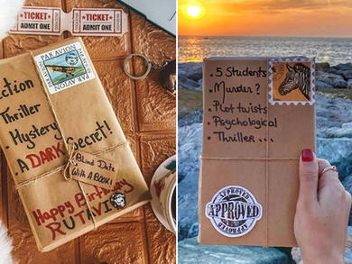 UAE's Citizen Book is sending secret books to readers' doors