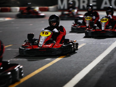 Dubai Autodrome's outdoor circuit reopens with New World Karting initiative