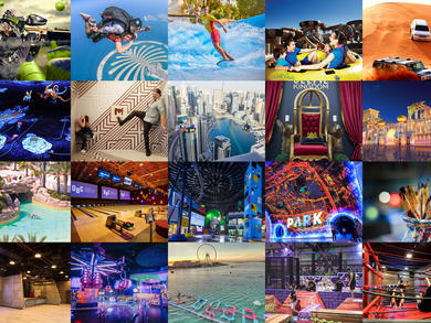 Fun activities, places and things to do in Dubai