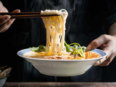 Where to find the best noodles in Dubai