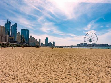Public beaches in Dubai reopen