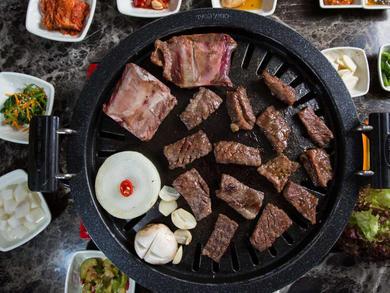 Top Korean restaurants in Dubai