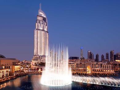 Address Downtown Dubai