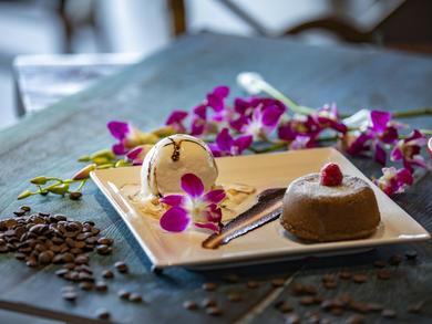 Recipe: Trader Vic's caramel lava cake