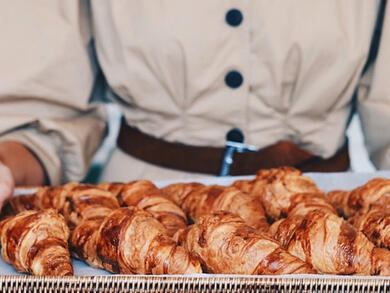 L'Eto Café is offering free croissants to UAE residents when you buy a coffee