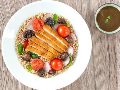 Recipe: Sweetheart Kitchen's quinoa chicken bowl