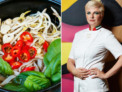 True or False? Chef Silvena Rowe looks at questions meat-eaters have for vegans