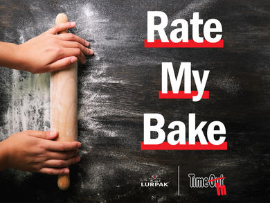Show us your baking efforts for our Rate My Bake competition