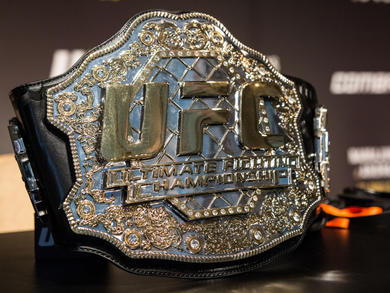 All the fights have been announced for Abu Dhabi's UFC Fight Island