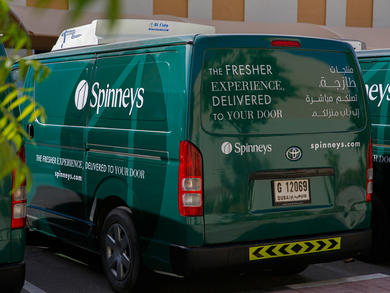 Spinneys Dubai launches delivery service