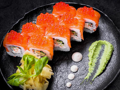 DIFC nightclub Mantis now offering sushi delivery