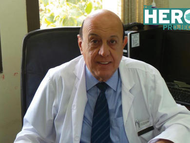 The Hero Project: Taiseer Masri, Ministry of Health