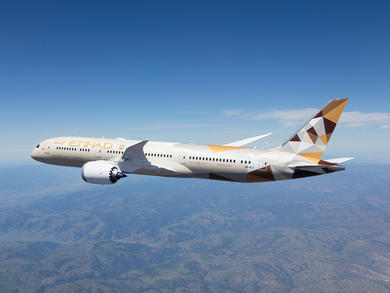 Abu Dhabi's Etihad Airways launches travel voucher with 50 percent extra credit