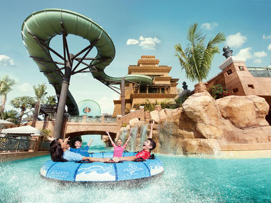 Dubai waterparks and water attractions are getting ready to reopen