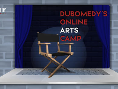 Dubomedy launches online summer arts camp for kids and teens