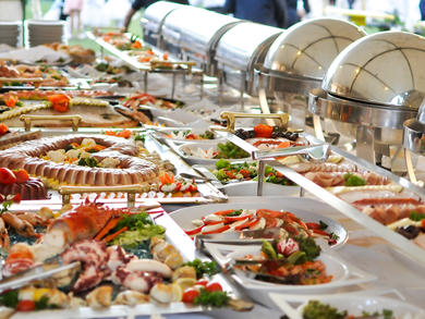 Buffets can reopen in Dubai, but with strict health and safety measures