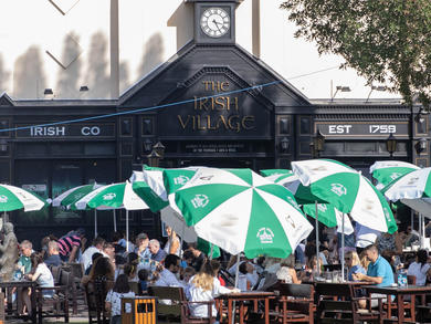 Dubai's The Irish Village celebrates Father's Day with super half-price offer
