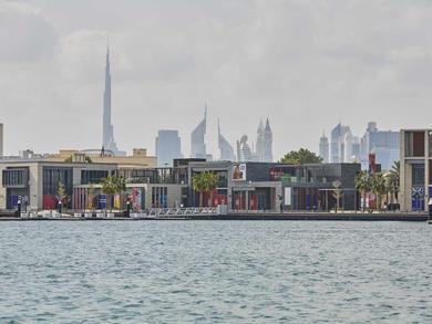 Dubai's Al Seef reopens
