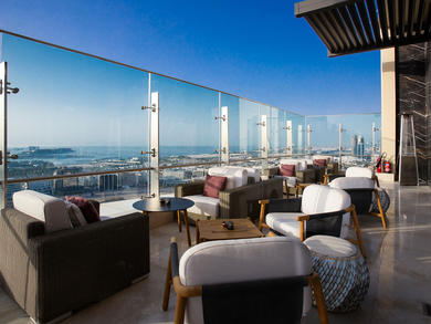 Twenty Three Rooftop Bar reopens with special Dhs13 drinks deal