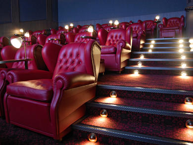 Roxy Cinemas launches three-course meal deal