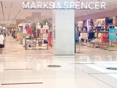 The Dubai Mall's Marks & Spencer reopens with brand-new food hall