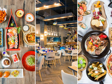 Three party brunches to relaunch in July