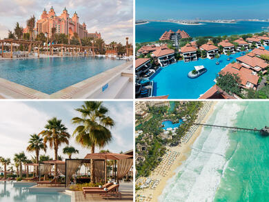 The best summer pool day deals in Dubai