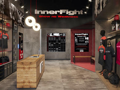 Fitness club InnerFight to open brand-new gym in Dubai Studio City this July