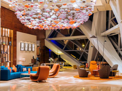 Abu Dhabi's Andaz Capital Gate launches summer family staycation package