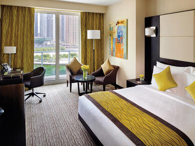 Mövenpick Hotel Jumeirah Lakes Towers to reopen with top deals