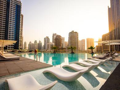 InterContinental Dubai Marina launches top summer deals