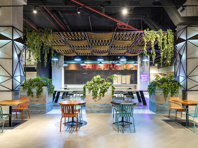 New food hall opens in Dubai's DIFC