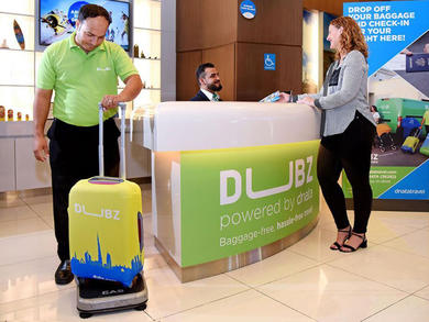 Dubai's dnata launches home COVID-19 tests for fliers
