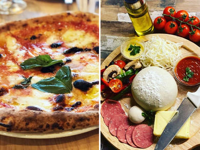 Reviewed: Dough It Yourself DIY pizza kits
