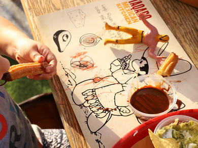 Kids eat free at Taqado Mexican Kitchen