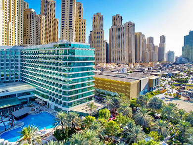 Hilton Dubai Jumeirah launches Cheeky Tiki Staycation deal