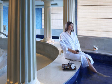 Get 50 percent off spa treatments at Fairmont Dubai