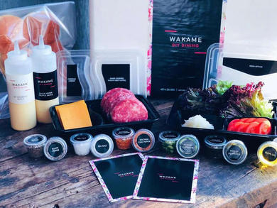 Wakame launches two new DIY Dining boxes