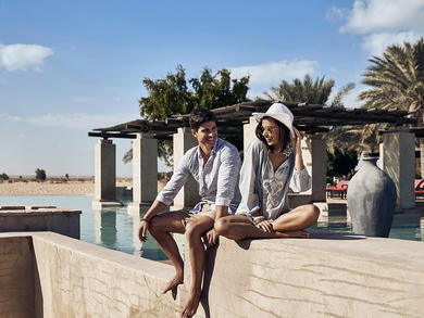 Bab Al Shams launches summer staycation deals