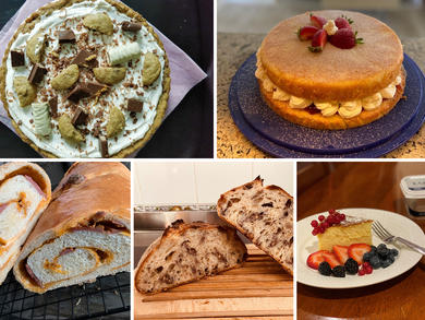 Rate My Bake: Batch 8 judges' verdicts