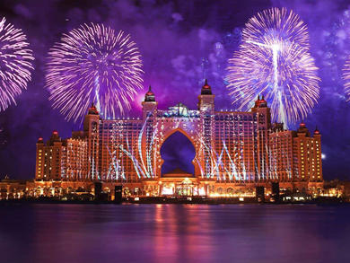See amazing free fireworks at The Pointe this weekend
