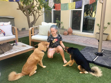 Kids can learn dog training with Paw Pals