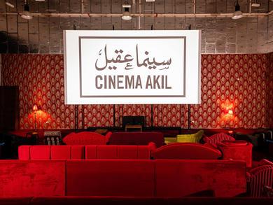 Cinema Akil launches 40 percent off private hire