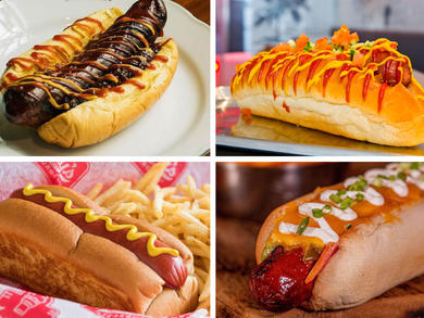 7 of Dubai's best hot dogs